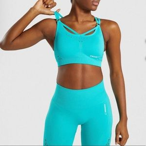 GYMSHARK SEAMLESS SPORTS BRA
